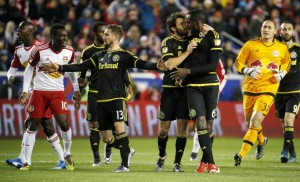 2015 MLS Cup Playoffs: New York Red Bulls Fall Short Against Columbus Crew