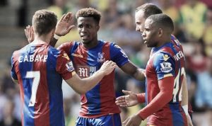 Wilfried Zaha has 'to be the man' says teammate