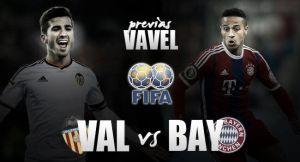 Bayern München - Valencia: el Valencia se prueba con el Bayern