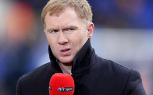 Oldham Athletic want Paul Scholes as new manager
