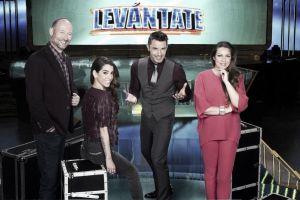 'Levántate': el nuevo talent de padres e hijos llega a Telecinco el próximo martes