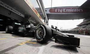 F1 Shanghai, Hamilton ancora davanti nelle libere 3