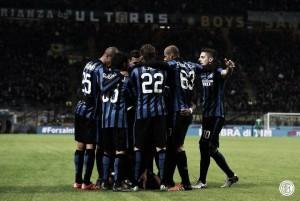 Un Inter sólido remata al Frosinone en los últimos minutos