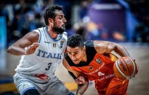 Eurobasket 2017 - Italia in affanno, la Germania vince 61-55