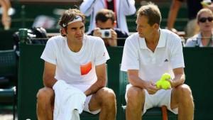 ATP, finisce la collaborazione tra Federer ed Edberg