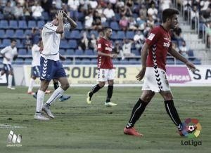 CD Tenerife - Nàstic de Tarragona: puntuaciones del Tenerife, jornada 2