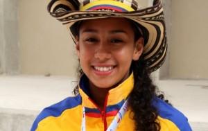 Taekwondo: Katherine Dumar conquistó medalla de plata en México