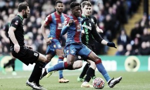 Crystal Palace 1-0 Stoke City: Palace player ratings from their FA Cup win