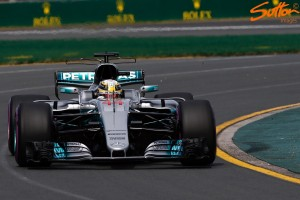 Australian GP: Hamilton fastest in FP1 as new era gets underway