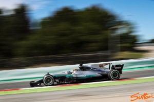 Spanish GP: Hamilton clinches Pole from Vettel, as Alonso stars
