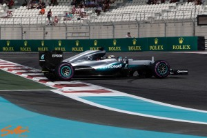 Abu Dhabi GP: Hamilton fastest in FP1