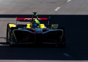 Formula E: Di Grassi wins to take championship lead as Buemi recovers to fourth