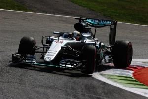 Italian GP: Hamilton fastest in FP2 as Ferrari show their hand