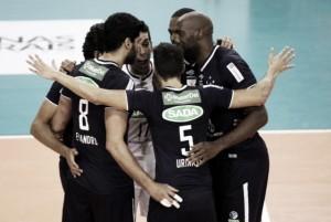 No topo: Sada Cruzeiro bate Minas e assegura liderança do Campeonato Mineiro