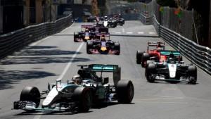 F1, Montecarlo: anteprima e orari tv