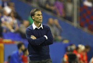 """Rubi: """"Se ha visto un Levante que intenta jugar bien"""""""