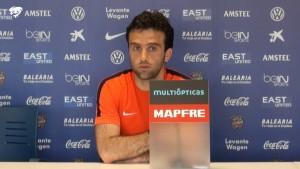 """Rossi: """"Veo al equipo muy enchufado y concentrado"""""""