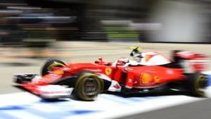 F1 Cina, squillo Ferrari in FP2