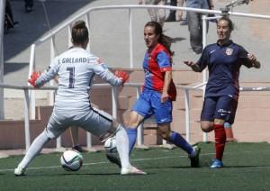 El Levante acaba con los sueños del Atleti Féminas