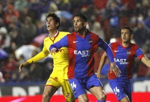 Levante - Sporting de Gijón: puntuaciones del Levante, jornada 31 Liga BBVA