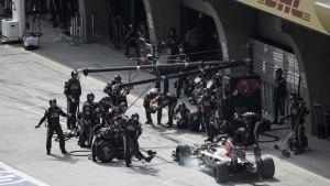 La estrategia en el GP de China: Entre 2 y 5 paradas, pero ¿cuál es la más rápida?