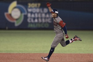 World Baseball Classic:Francisco Lindor homers twice as Puerto Rico defeats Mexico
