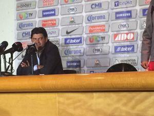 """José Cardozo: """"Mis jugadores son unos guerreros"""""""