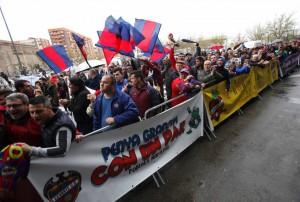 El Levante invita al partido contra el Granada