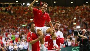 Coppa Davis: nessuna sorpresa, Federer porta la Svizzera in finale