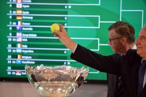 Davis Cup Draw 2015