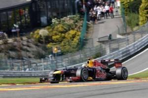 F1 – Spa : Alonso et Vettel s'offrent le vendredi