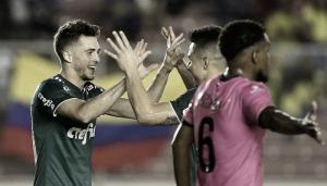 Palmeiras vence com facilidade Árabe Unido no primeiro amistoso no Panamá