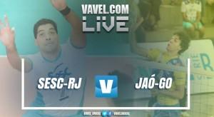 SESC-RJ vence o Jaó/Universo e é campeão da Superliga B Masculina (3-0)