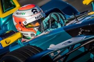 Nelsinho Piquet animado com etapa de Nova York da Fórmula E