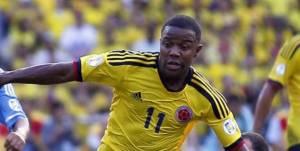 Dorlan Pabón es oficialmente nuevo jugador del Valencia