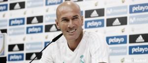 """Zidane: """"Todos quieren jugar y voy a tener que elegir"""""""