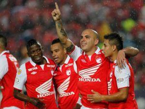 Santa Fe venció al Cúcuta y se acerca a la siguiente fase de la Copa Postobón