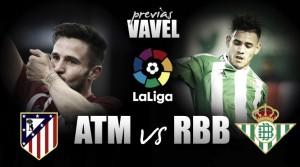Previa Atlético de Madrid - Real Betis: último baile en el Vicente Calderón