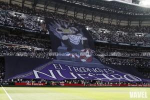 Última cita de la temporada en el Santiago Bernabéu