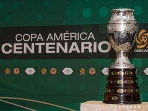 Definida la Copa América Centenario