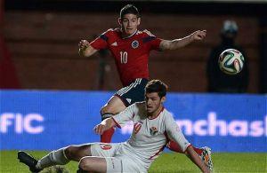 Victoria que le brinda confianza a la Selección Colombia