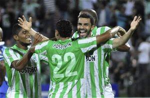 Primera victoria de Nacional por Liga en el Atanasio