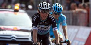Rigoberto Urán dejó buenas sensaciones tras la octava etapa del Giro de Italia