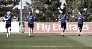 El Real Madrid ya piensa en la Copa