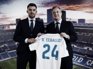 """Dani Ceballos: """"Para mí es un orgullo vestir y defender este escudo"""""""