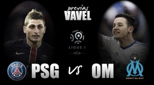 Previa PSG - Olympique de Marsella: le Classique