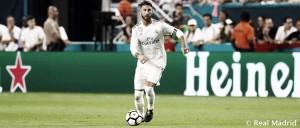 """Sergio Ramos: """"Hay que pasar página y seguir trabajando"""""""