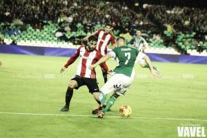 Antecedentes Real Betis - Athletic Club: 24 victorias béticas en su feudo