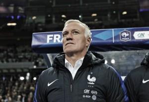 """Didier Deschamps: """"Necesitamos continuidad en el buen juego"""""""