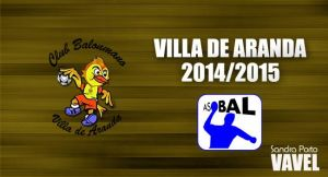 Villa de Aranda 2014/15